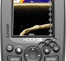 Lowrance Hook 4x CHIRP