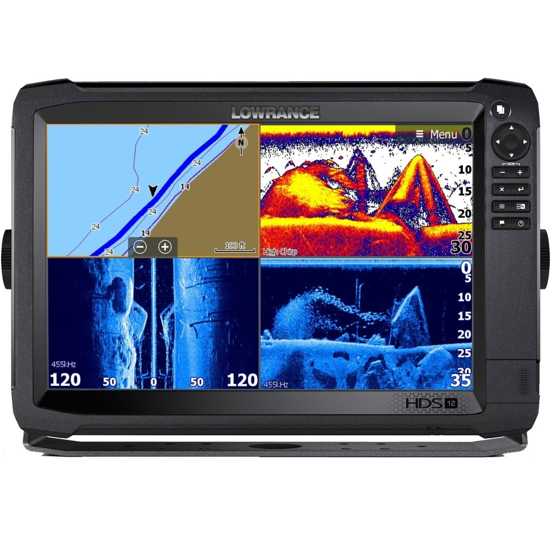Lowrance HDS 12 TotalScan