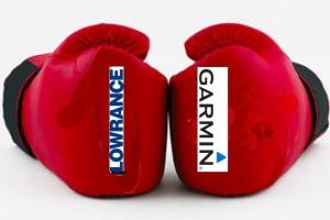 Bataille judiciaire Garmin Lowrance