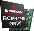 Puce BroadCom pour améliorer précision GPS