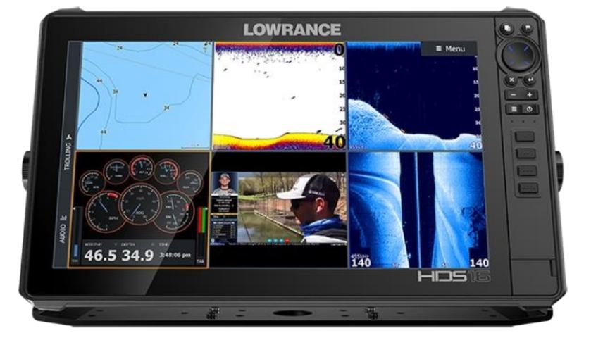 Lowrance HDS Live