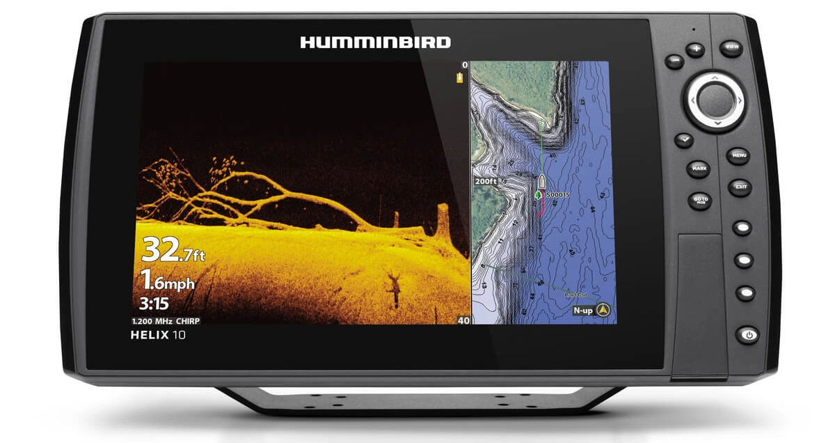 humminbird HELIX G3N